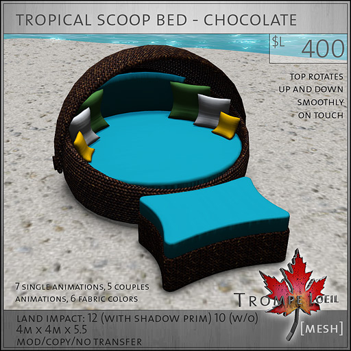 tropical-scoop-bed---chocolate-L400