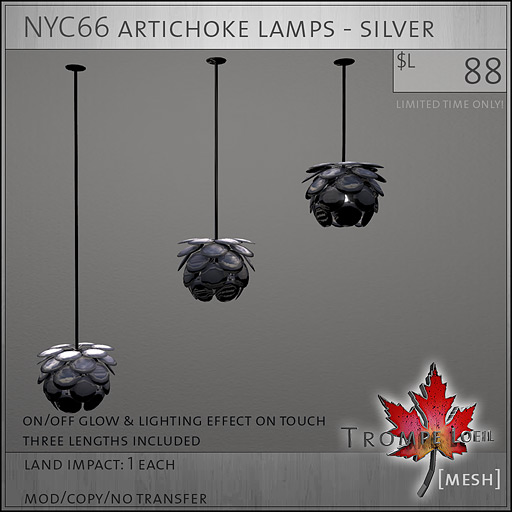 NYC66-artichoke-lamp-silver