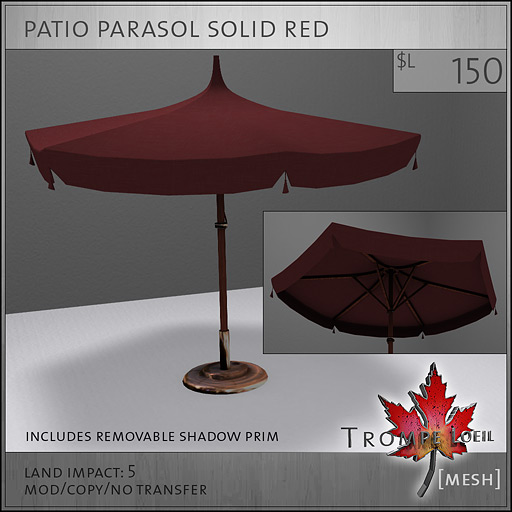 patio-parasol-solid-red-L150
