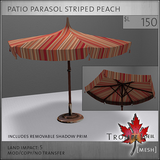 patio-parasol-striped-peach-L150