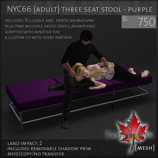 nyc66-adult-three-seat-stool-purple-L750