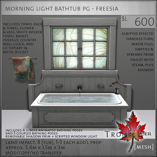 morning-light-bathtub-freesia-PG-L600