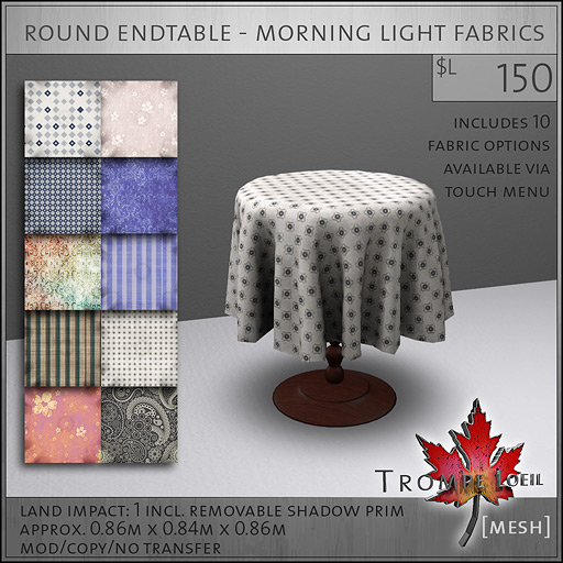 round-endtable-morning-light-L150