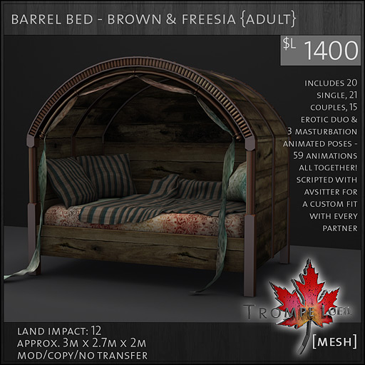 barrel-bed-brown-freesia-adult-L1400