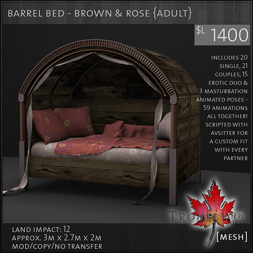 barrel-bed-brown-rose-adult-L1400