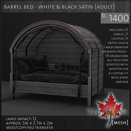 barrel-bed-white-black-satin-adult-L1400