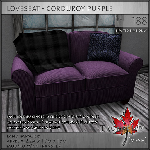 loveseat-corduroy-purple-L188