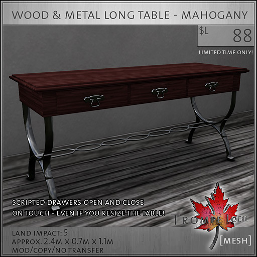 wood-and-metal-longtable-mahogany-L88