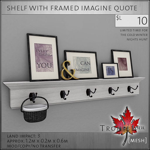 shelf-with-framed-imagine-quote-L10