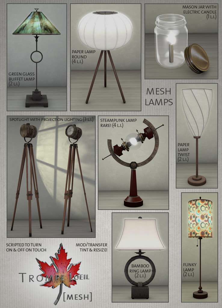 arcade-march-2013-lamps-trompe-loeil