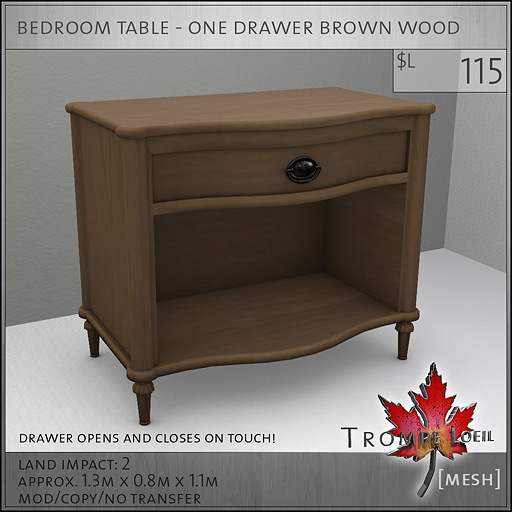 bedroom-table-one-drawer-brown-L115