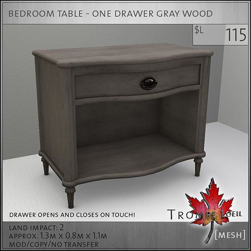 bedroom-table-one-drawer-gray-L115