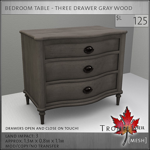 bedroom-table-three-drawer-gray-L125