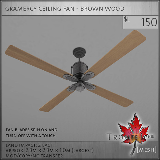 ceiling-fan-brown-wood-L150