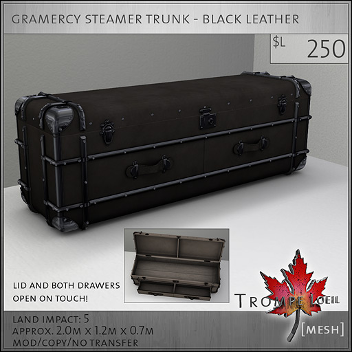 gramercy-steamer-trunk-black-L250