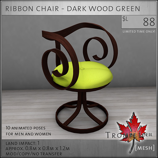 ribbon-chair-dark-wood-green-L88
