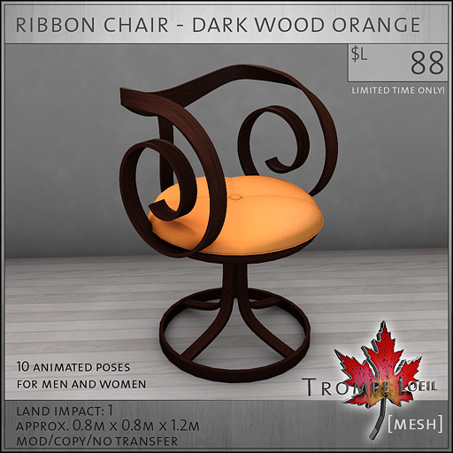 ribbon-chair-dark-wood-orange-L88