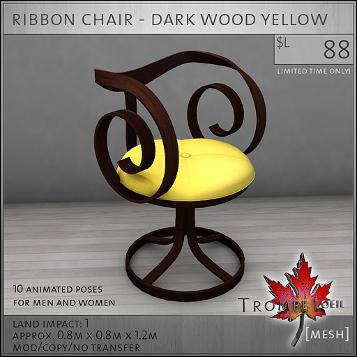 ribbon-chair-dark-wood-yellow-L88