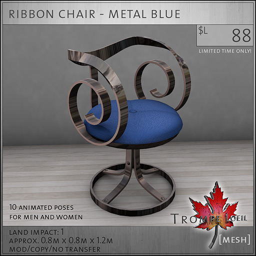 ribbon-chair-metal-blue-L88