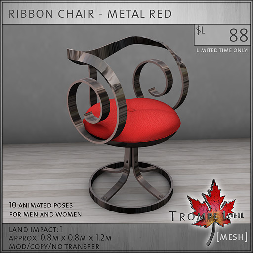 ribbon-chair-metal-red-L88