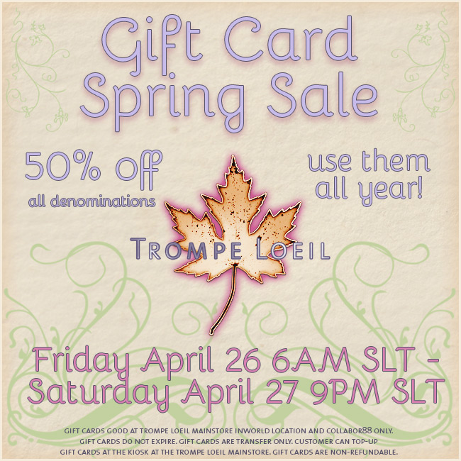spring-sale-gift-cards-april-2013
