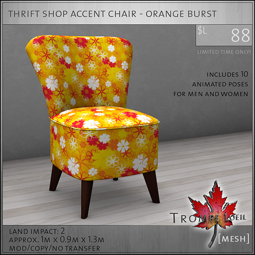 thrift-shop-accent-chair-orange-burst-L88