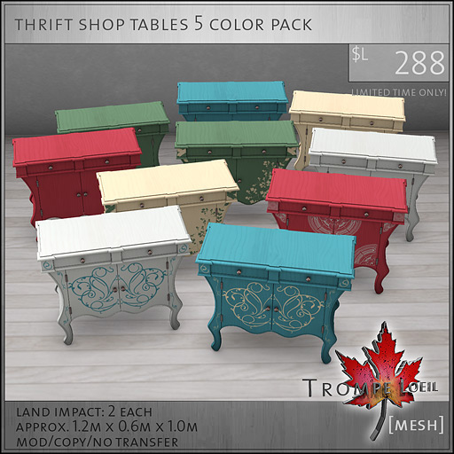thrift-shop-tables-5-color-pack-L288