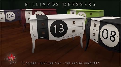 billiards dressers promo small