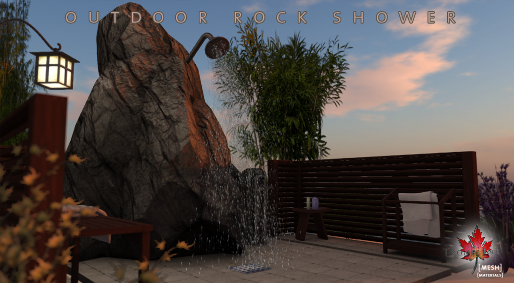 outdoor rock shower promo pic 01