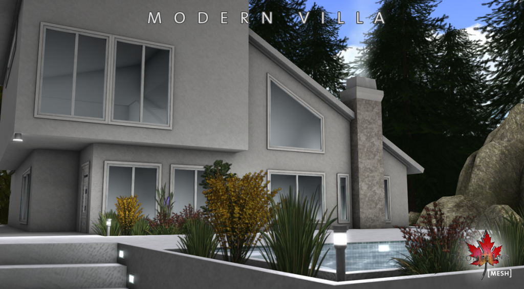 modern villa promo photo 02