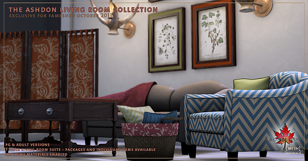The Ashdon Living Room Collection small promo