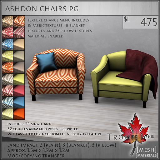 ashdon chairs PG L475