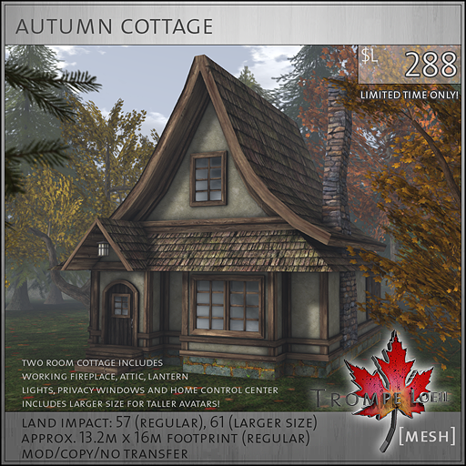 autumn cottage sales image L288