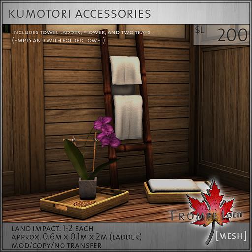 kumotori accessories L200