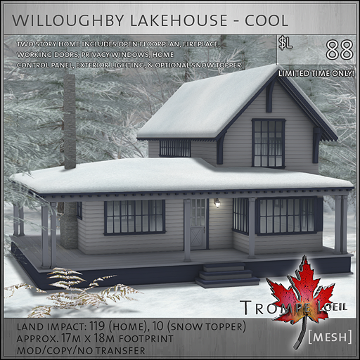 willoughby lakehouse cool sales image L88