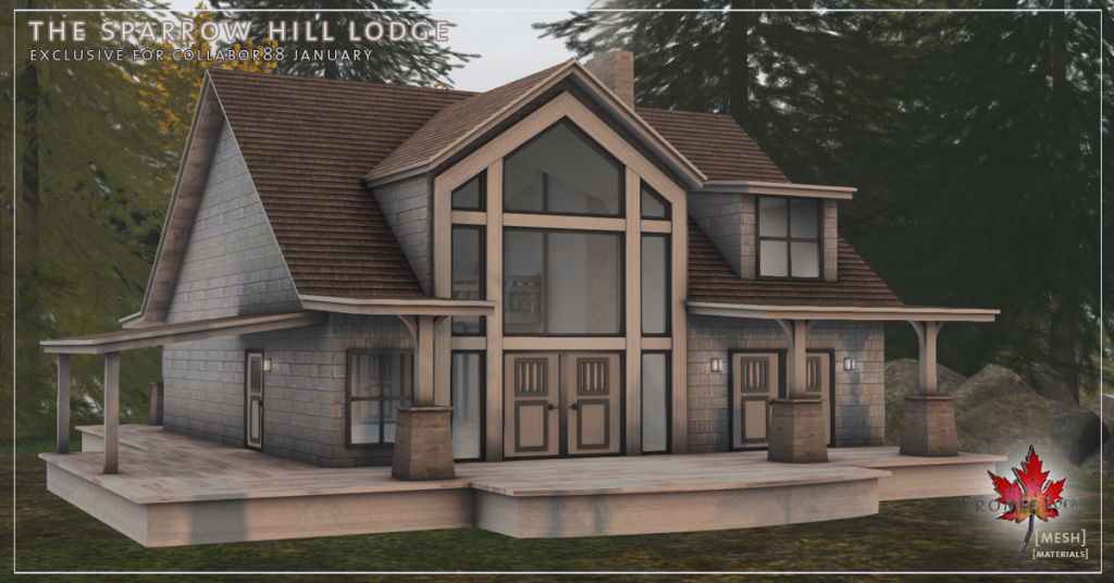 Trompe Loeil - Sparrow Hill Lodge promo 02