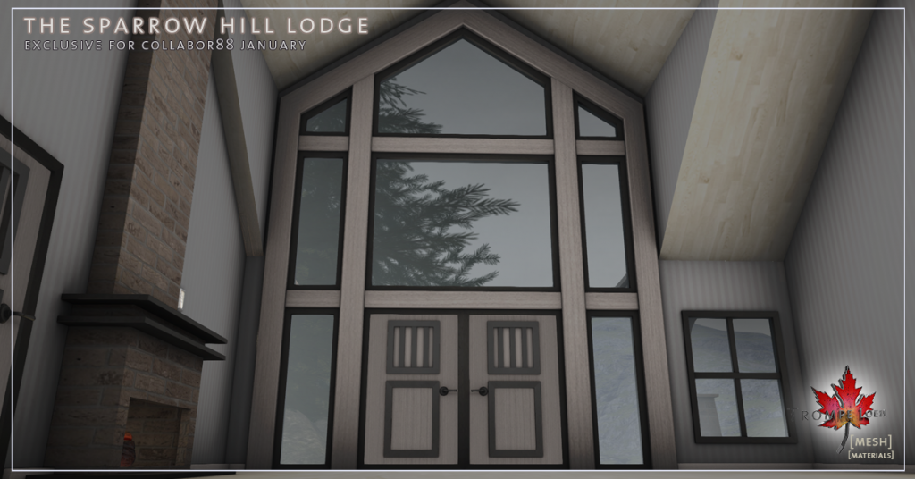 Trompe Loeil - Sparrow Hill Lodge promo 04