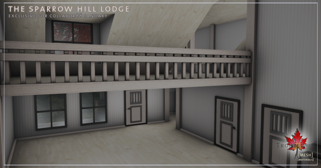 Trompe Loeil - Sparrow Hill Lodge promo 05