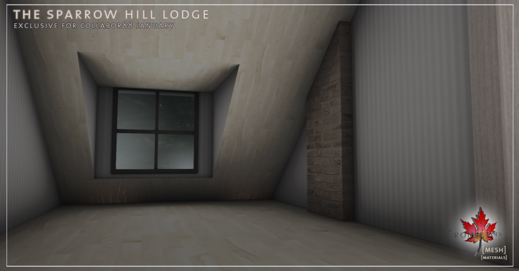 Trompe Loeil - Sparrow Hill Lodge promo 07