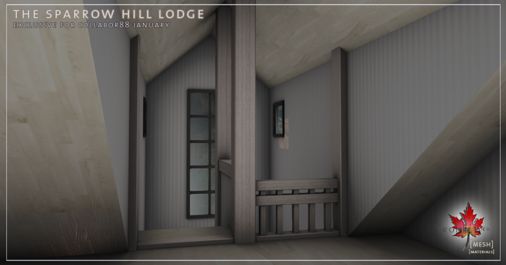 Trompe Loeil - Sparrow Hill Lodge promo 08