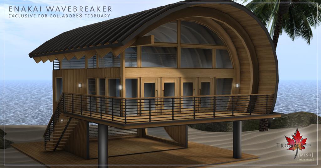 Enakai Wavebreaker promo 01