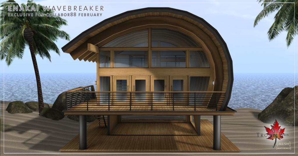 Enakai Wavebreaker promo 02