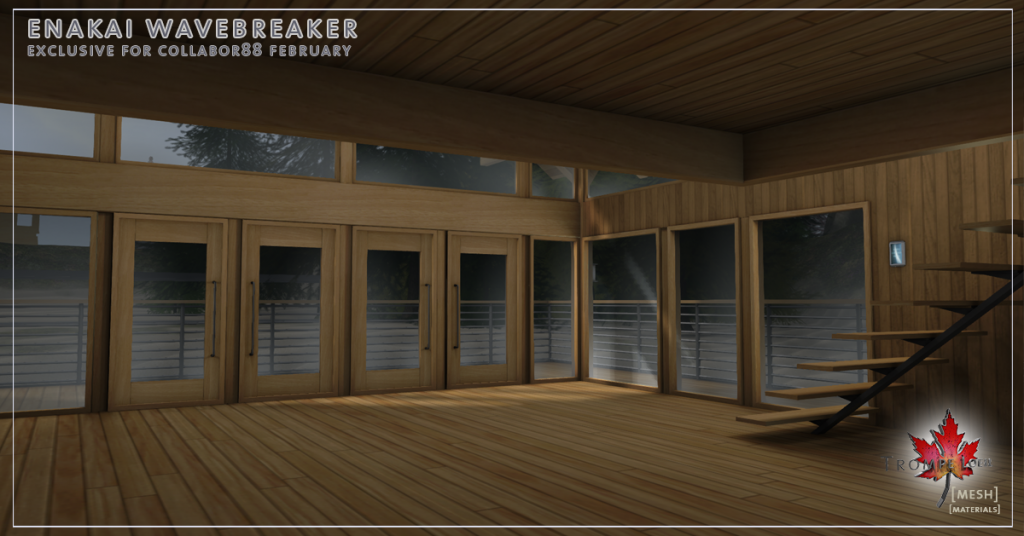 Enakai Wavebreaker promo 04