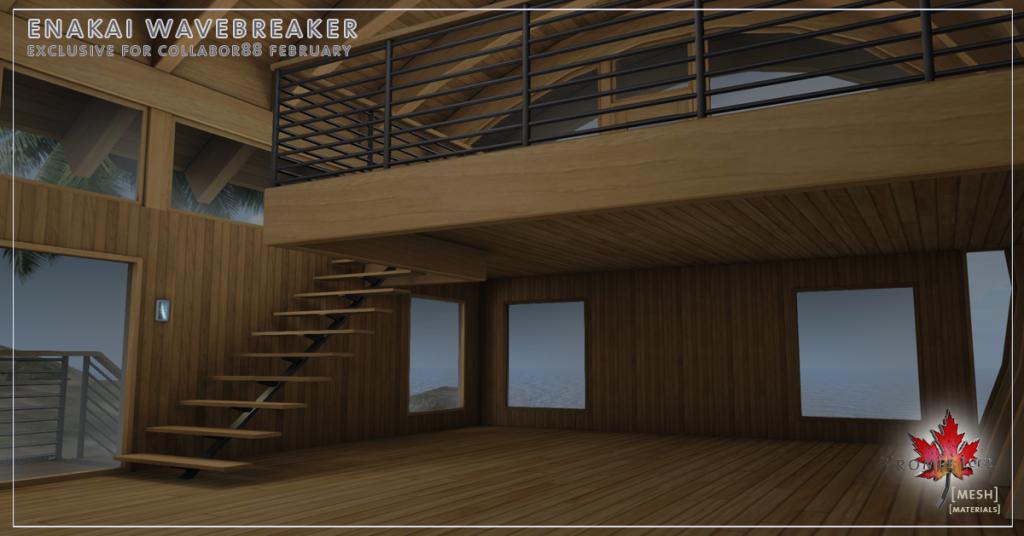 Enakai Wavebreaker promo 05