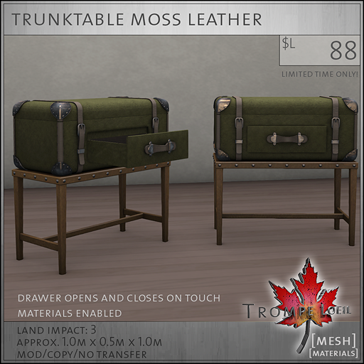 trunktable moss L88