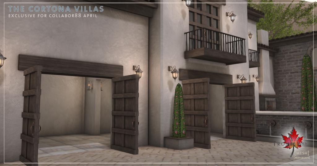 Trompe Loeil - The Cortona Villas promo 03