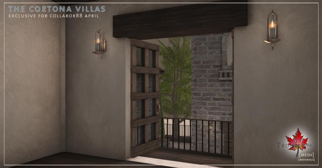Trompe Loeil - The Cortona Villas promo 05