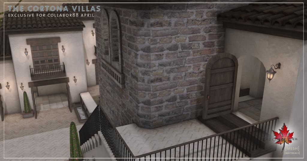Trompe Loeil - The Cortona Villas promo 08