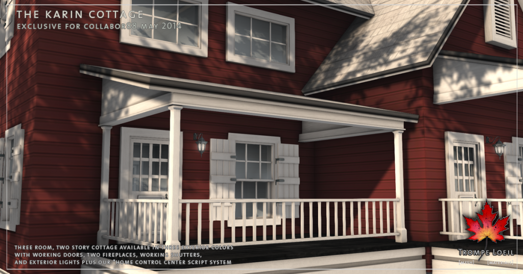 Trompe Loeil - The Karin Cottage promo 03