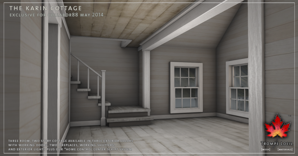 Trompe Loeil - The Karin Cottage promo 07